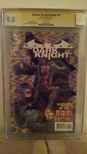 Batman: The Dark Knight #18 (Mad Hatter) CGC 9.8 AUTOGRAPHED by ETHAN VAN SCIVER