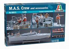 Equipage et accessoires pour M.A.S 1/35 Italeri