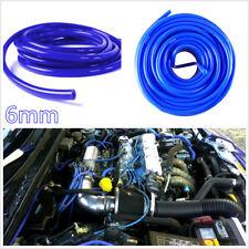 5M Universal ID 6mm OD 10mm Blue Silicone Vacuum Tube Car Hose Silicone Tubings