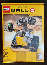 LEGO Ideas Disney's WALL-E 21303 Pixar Retired NEW