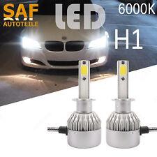 H1 LED Hauptscheinwerfer Glühbirne Lampen 72W 12V für BMW E30 E36 E34 E32