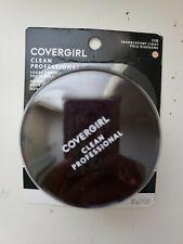 New ListingCoverGirl Professional Loose Face Powder 110 Translucent Light New
