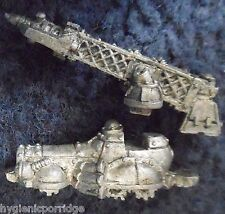 1991 Epic Ork Mekboy Speedsta 2 Lifta Droppa Games Workshop Warhammer 40K Orc GW