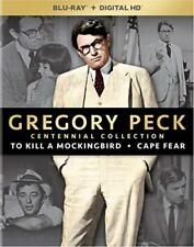 Gregory Peck Centennial Collection [Blu-ray] NEW!