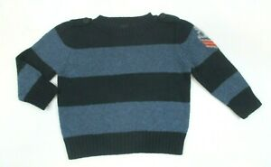 Baby GAP Sweater Infant size 12-18 Months Nordic Snowflake Pullover 100/% Cotton