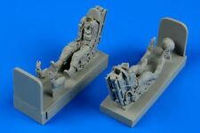 Aerobonus 1/48 USAF Pilot & Operator w/Ejection Seats for A-37 Dragonfly #480115