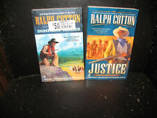 Ralph Cotton- LOT 2 PB- Justice & Summer Horses- NEW- FREE SHIP