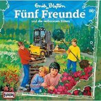"""5 FREUNDE """"086 UND DIE VERBOTENEN BLÜTEN"""" CD NEU"""