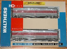 WALTHERS 932-24183 GOLD LINE ACF TROOP KITCHEN CONVERSION CAR 2-PACK MONON