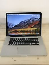 "MacBook Pro 2.4GHz Core i5 15"" 8GB RAM 320 GB HDD Apple A1286 A+ GRADE Sale"