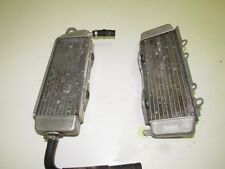 04 05 06 SUZUKI RMZ 250 RM Z 250 RADIATORS OEM RIGHT LEFT RADIATOR RADS RAD SET
