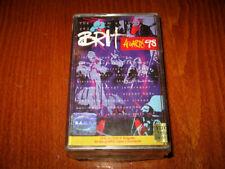THE BRIT AWARDS 1998  BULGARIA 2 x CASSETTE New Tape Hologram BG Edition