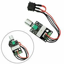 DC Motor Speed Switch Controller 3A 10V/12V/24V Control Reversible PWM Regulator