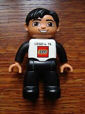 LEGO DUPLO FIGURE VERY RARE EMPLOYEE GIFT 2014. NEW NYÍREGYHÁZA FACTORY OPENING