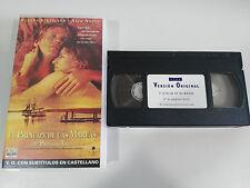 THE PRINCE OF TIDES STREISAND NOLTE - VHS V.O. ENGLISH SUBTITULOS CASTELLANO