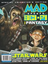 MAD MAGAZINE *MAD SPOOFS SCI-FI FANTASY* 2018