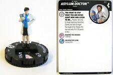 Heroclix - #011 Asylum Doctor - Harley Quinn and the Gotham Girls