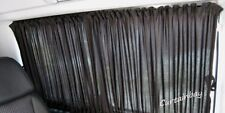 MERCEDES NUEVO SPRINTER VW CRAFTER Cortinas SET para 2 Ventanas Laterales Negro
