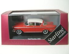 Opel Kapitän (rojo/blanco) 1958