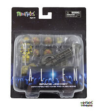 Aliens Minimates Deluxe Space Jockey with Infected Kane and Alien Eggs