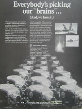 7/1977 PUB HR HYDRAULIC RESEARCH TEXTRON ACTUATION SYSTEMS NORTHROP BELL AD