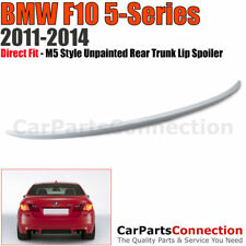 M5 Style Rear Trunk Lip Spoiler for 11-14 BMW 5-series F10 528i 535i 550i