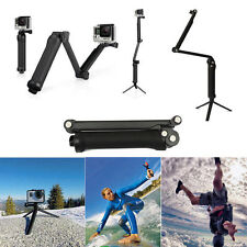 3 Way Hand Grip Arm Selfie Stick Tripod Mount Monopod for GoPro Hero 2 3 3+ 4 5