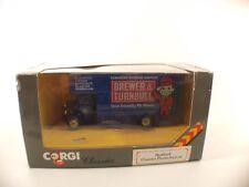Corgi Gb Classics camion Bedford O Pantechnicon BREWER  neuf boîte MIB 15 cm