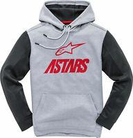 Alpinestars Converge Casual wear Hoodie Men / Women Unisex -pull over hoody Grey