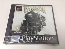 RAILROAD TYCOON II .  Pal España ..Envio Certificado ...Paypal