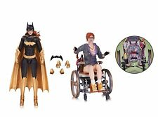 Batman Arkham Knight Batgirl & Oracle Action Figure (2 Pack) DC Collectibles