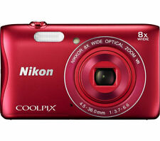 Red Compact Digital Cameras