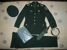 Obsolete 07's series China PLA Hong Kong Army Man NCO Uniform,Set