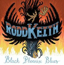 RODD KEITH Black Phoenix Blues LP song-poem outsider + download