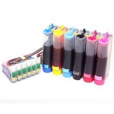 Continuous Ink System Compatible Bulk Ink CISS for Epson Artisan 800 810 835 837