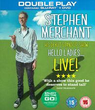 Stephen Merchant Live - Hello Ladies [Blu-ray + Dvd]
