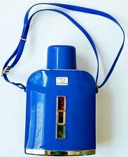 Zojirushi Plastic Thermos w/ Strap - Blue