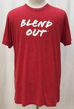 """Grand Marnier """"BLEND OUT"""" Red Tri-Blend Shirt Men's XL"""