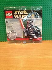 LEGO  STAR WARS RARE CHROME DARTH VADER POLYBAG SEALED BRAND NEW.