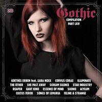 GOTHIC COMPILATION 64 2 CD NEW+ LEAVES EYES/CORVUS CORAX/ACYLUM/+