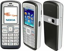SIMPLE NOKIA 6070 CHEAP MOBILE PHONE - UNLOCKED WITH NEW CHARGER AND WARRANTY.