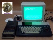 LOTE MSX: PHILIPS VG-8020 + MONITOR VERDE FOSFORO FHILIPS + MAGNETOFONO CEDEX.