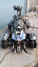 Batman Arkham Knight Batmobile Model Iron Junk Artwork Handicraft Paperweight
