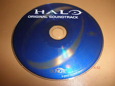 HALO 1 bungie xbox game soundtrack (just CD disc)