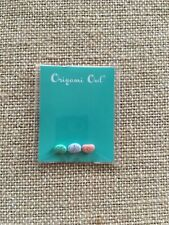 Origami Owl Charm Set Of 3 Speckled Jelly Beans Easter CH3213 pink purple green