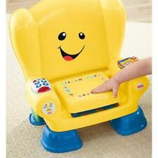 Fisher Price Yellow Baby Toy Smart Stages Chair Laugh And Learn Activity Seat