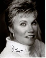 ANNE MURRAY Signed Autographed Photo