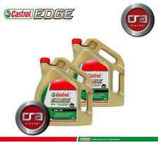 OLIO MOTORE CASTROL EDGE FST  5W-30 4 litri (8 lt.) SEAT