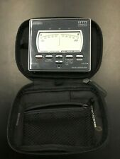 Seiko ST777 Chromatic Tuner with Case Free Shipping