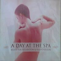 A Day at the Spa Audio CD Double Disc - Relax, De-Stress, Calm Experience